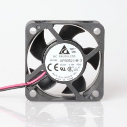 Delta DC two-wire fan AFB0524HHD-7S15