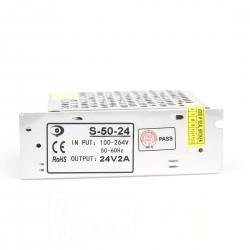 power supply industrial power 5V series 24V2A